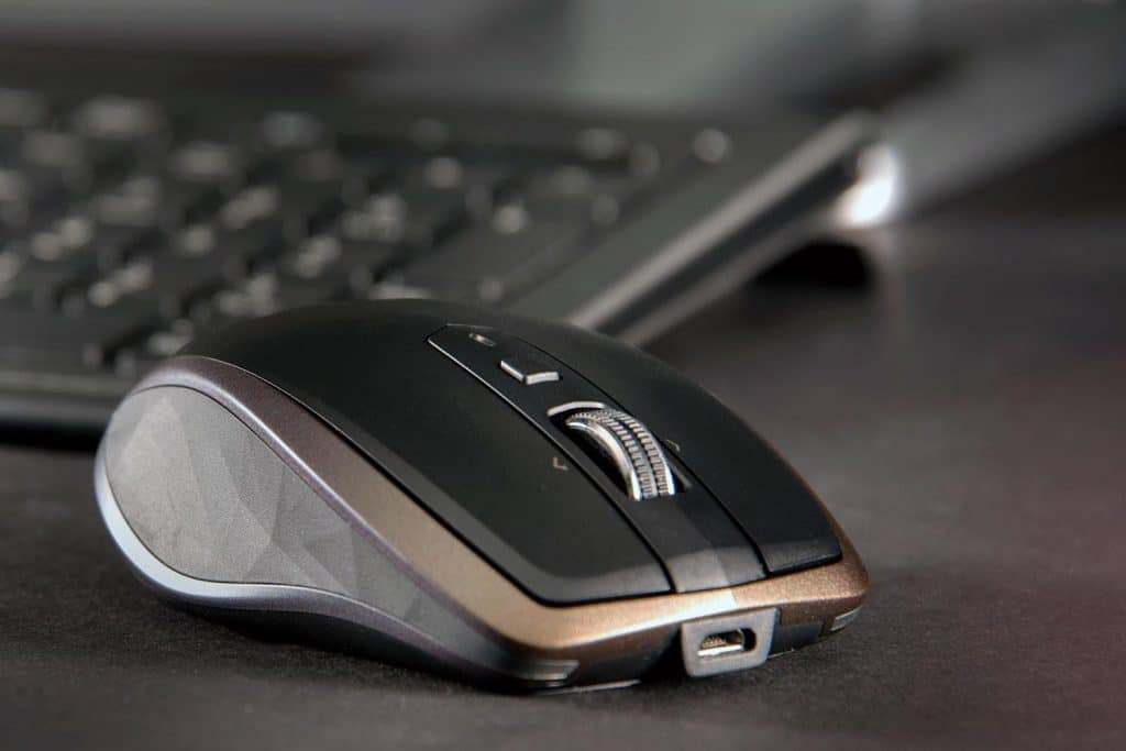 souris sans fil