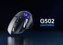 G502 Lightspeed de Logitech